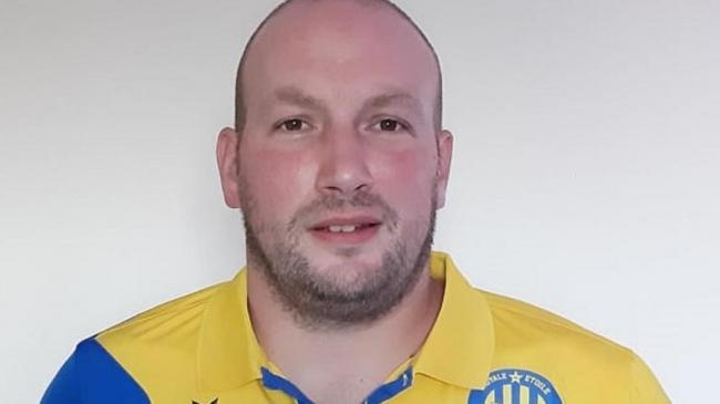 Adrien Verschoren, le nouveau coach (Photo La Meuse Luxembourg)