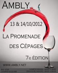 promenade,cepages,ambly